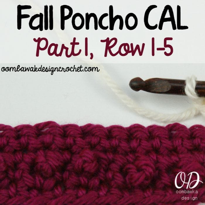 FALL PONCHO CAL PART 1 R 1 TO 5 OOMBAWKADESIGN