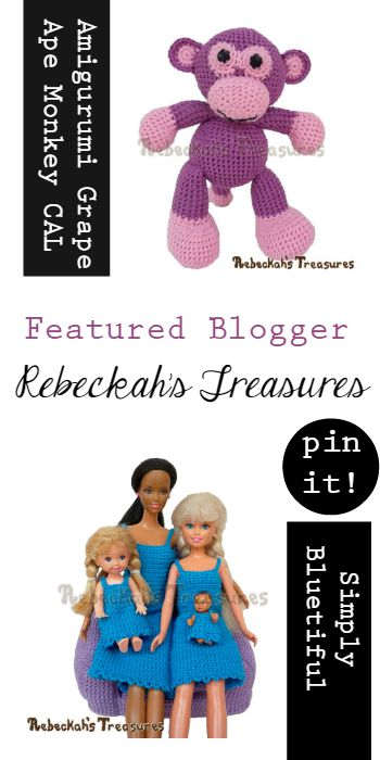 Featured Blogger | Rebeckahs Treasures | Tuesday PIN-spiration link party