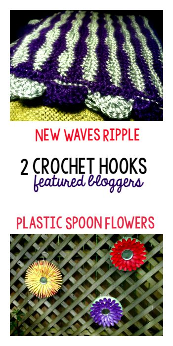 Pinterest Link Party | Featured Bloggers 2 Crochet Hooks oombawkadesigncrochet.com