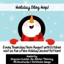 Holiday Crochet Pattern Blog Hop