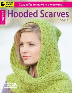 Hooded Scarves to Crochet and Hooded Scarves, Book 2 | Review