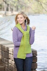 Lauren | Hooded Scarves, Book 2 | Review @OombawkaDesign