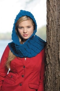 Carla | Hooded Scarves, Book 2 | Review @OombawkaDesign