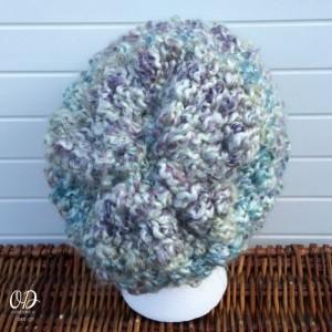 back | Simply scrumptious Hat | Free Crochet Pattern oombawkadesigncrochet.com