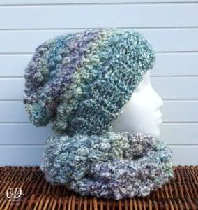 side view | Simply scrumptious Hat | Free Crochet Pattern oombawkadesigncrochet.com