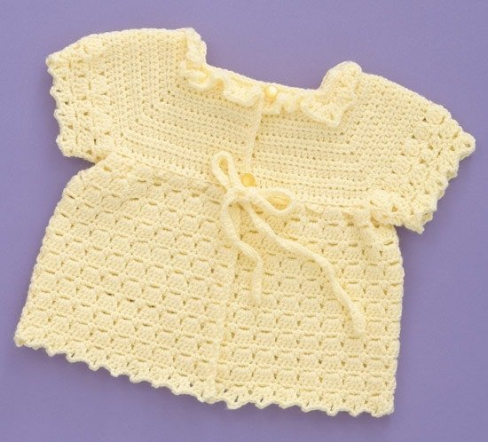 Little Sunshine Sack | Sweet Baby Crochet | Book Review | Oombawka Design