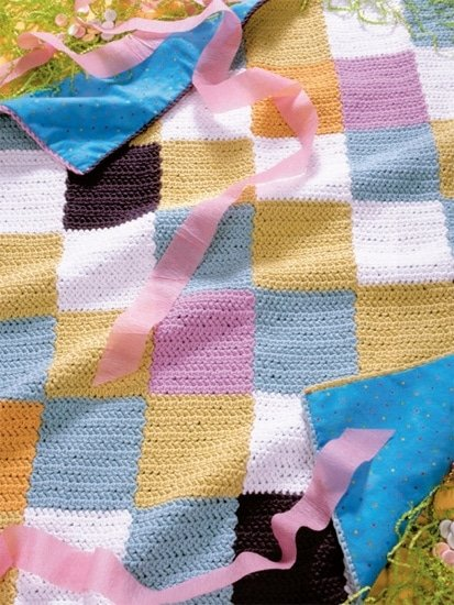 Rainbow Baby Blanket | Crochet from the Heart | Book Review | Oombawka Design