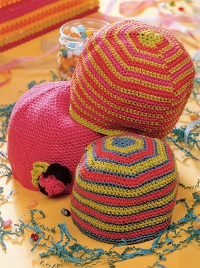 Classic hat | Crochet from the Heart | Book Review | Oombawka Design