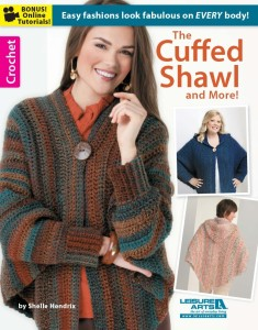 The Cuffed Shawl and More! | Book Review