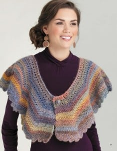 6 The Cuffed Shawl and More | Book Review | oombawkadesigncrochet.com