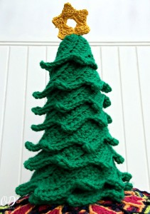 5 Star | Christmas Tree | Free Pattern | Oombawka Design