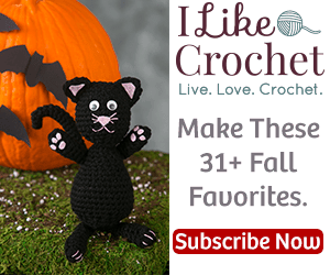 I Like Crochet October 2015 Issue Review
