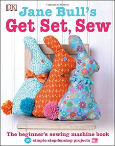 Cover | Get Set Sew | Book Review | oombawkadesigncrochet.com
