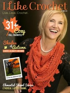 I Like Crochet | October 2015 Issue