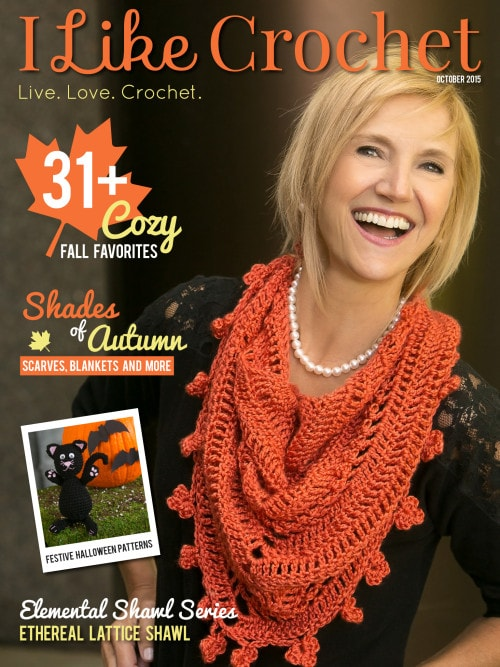 I Like Crochet October 2015