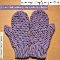 Mommys Simply Easy Mittens