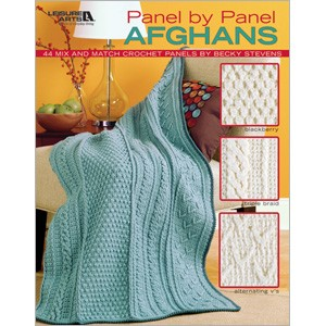 Panel By Panel Afghans | Review | Oombawka Design