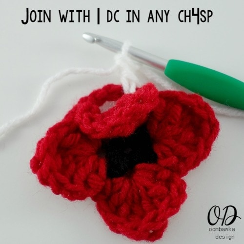 8 Lest We Forget Square   Free Pattern   Oombawka Design Crochet