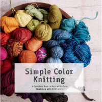 Simple Color Knitting | Book Review