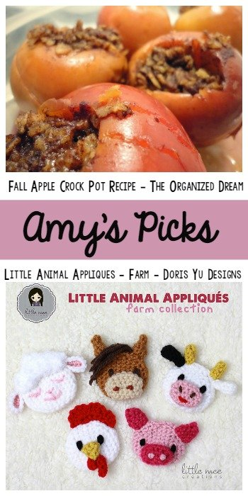 Amys Picks The Organized Dream and Doris Yu Designs