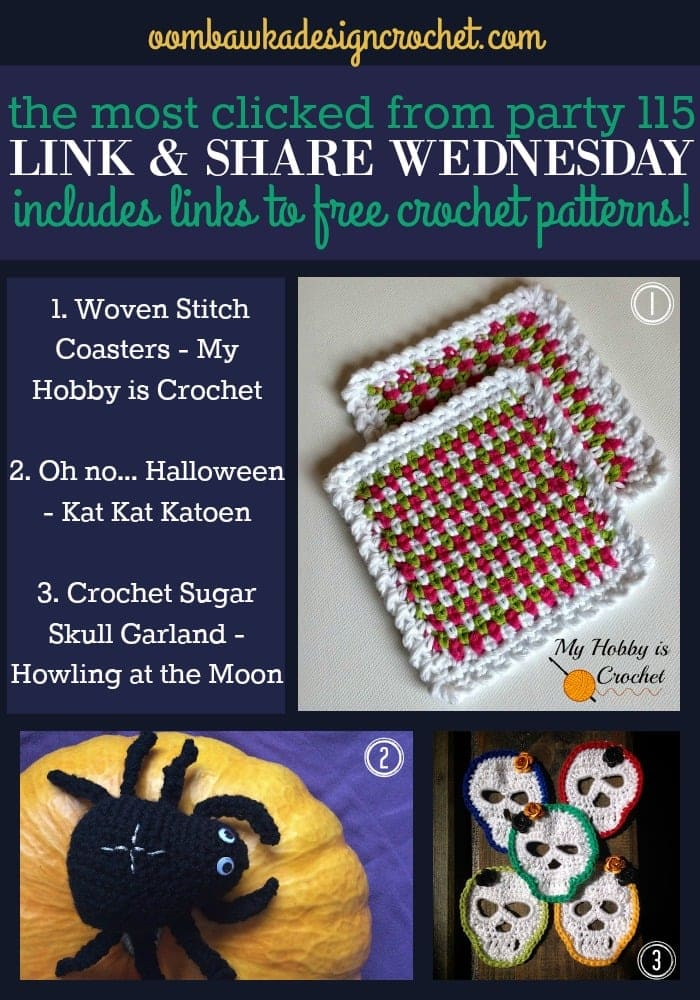 Link Party 116 - The Most Clicked from Link and Share Wednesday