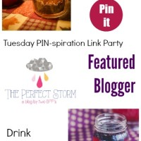 Join our Weekly Link Party! Tuesday PIN-spiration Link Party!