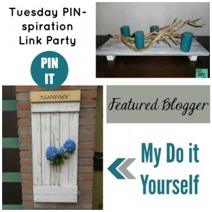 Link Party Featured Blogger