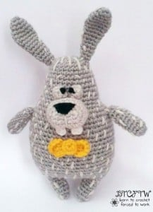 Harry | Amigurumi Pattern | Guest Contributor Post