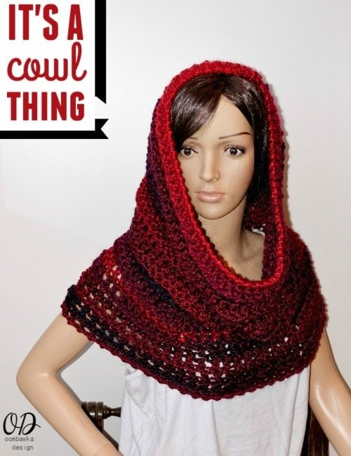 Free Pattern It's A Cowl Thing