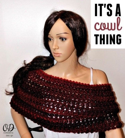 It's A Cowl Thing - Free Crochet Pattern