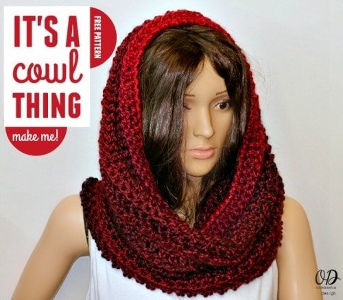 Its a Cowl Thing Free Pattern