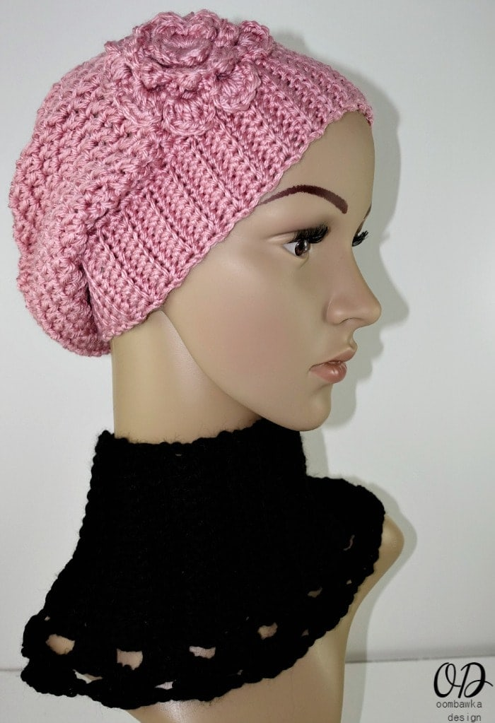 Neckwarmer with Beanie