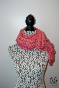 #MixologyYarns MIX IT UP BEGINNER COWL FREE PATTERN COVER