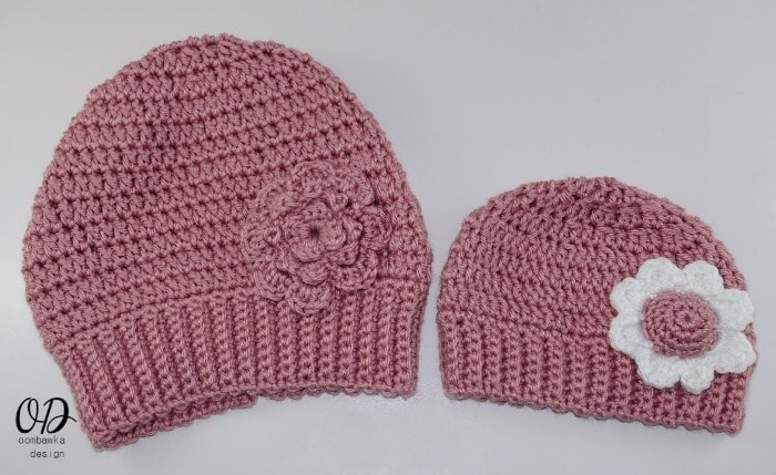 Bottoms Up Beanie and Short Slouch