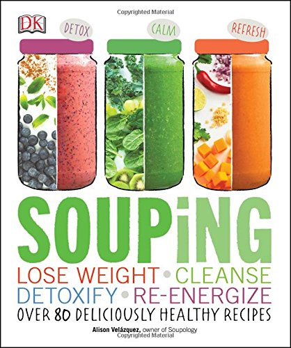Souping - DK Book Review