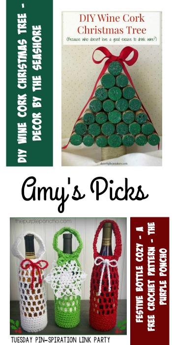 Amys Picks - Decor by the Seashore and The Purple Poncho Featured