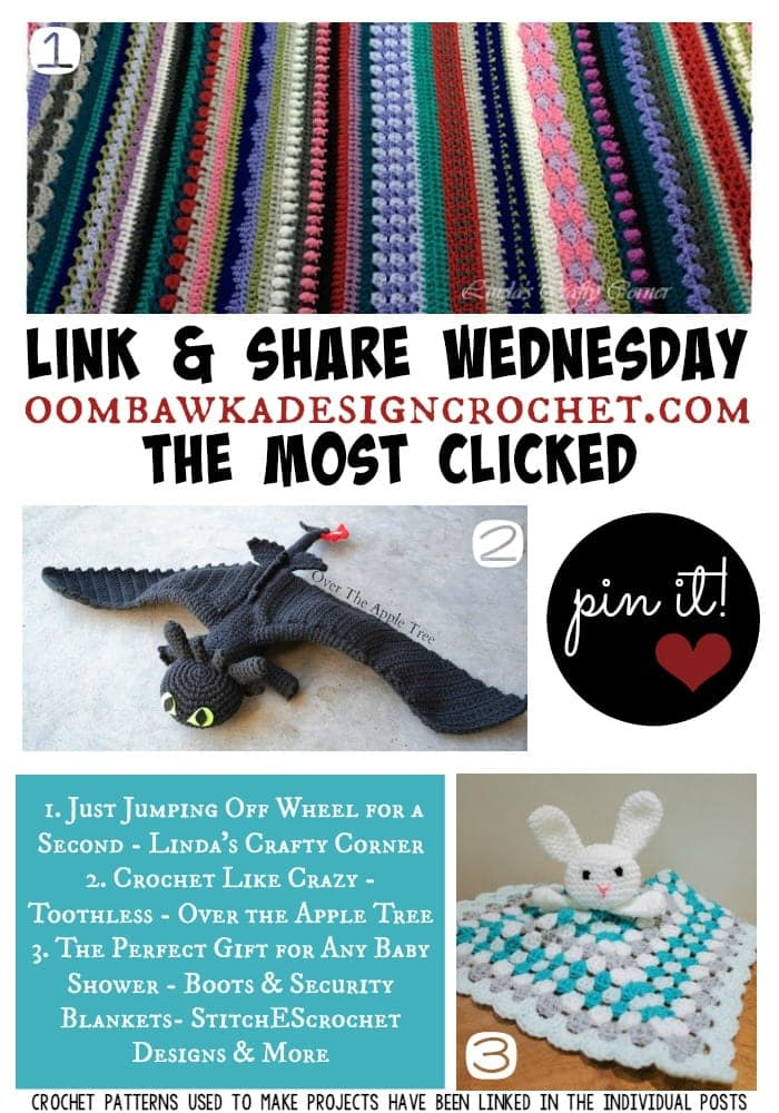 The Most Clicked from Link and Share Wednesday