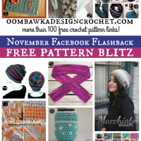 November Facebook Flashback | Free Pattern Blitz