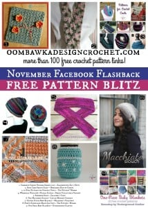 November Facebook Flashback Free Pattern Blitz