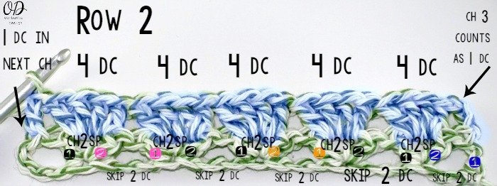 Row-2-Sultan-Stitch-Tutorial