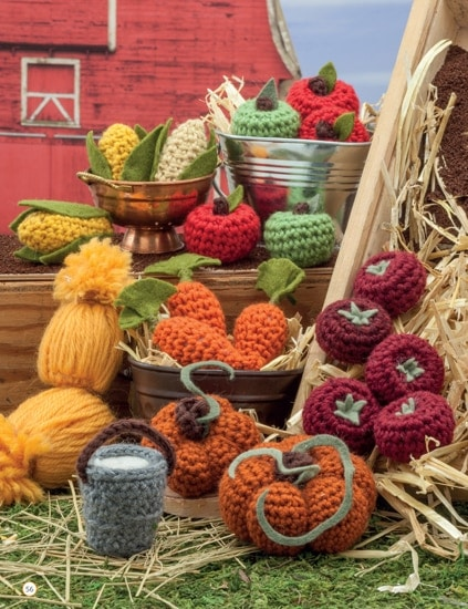 Harvest | Chick Crochet a Farm Book Review