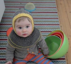 Cool Kid Hooded hat - Sweet Pickles - Book Review -