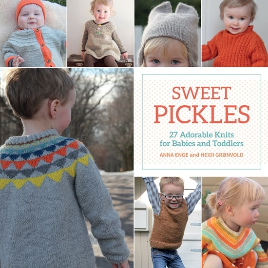 Sweet Pickles - Book Review - Cover
