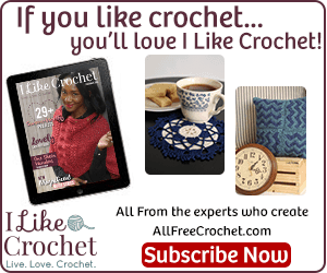 I Like Crochet February Edition