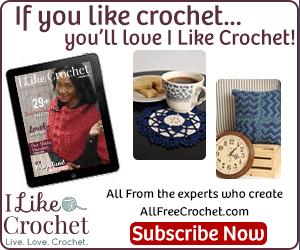 I Like Crochet February Edition
