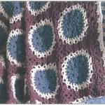 Berries in Cream | Contest Favorites 40 Afghans to Crochet