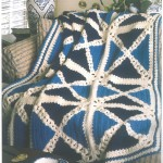 Blue Diamonds | Contest Favorites 40 Afghans to Crochet