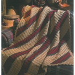 Diagonal Stripes | Contest Favorites 40 Afghans to Crochet