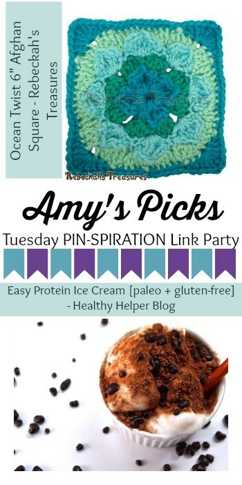 Amys Picks Tuesday PIN-spiration Link Party yummy treats