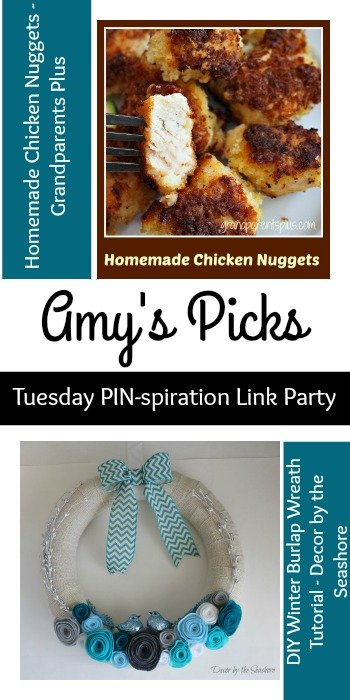 Amys Picks Tuesday PIN-spiration Link Party